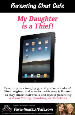 My Daughter Is A Thief 245x375 My Daughter Is A Thief!