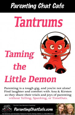 Tantrums Taming Your Toddler 245x375 Tantrums: Taming The Little Demon