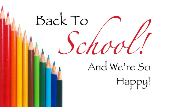 Back To School! We're So Happy! | Parenting Chat Cafe with K 'n A